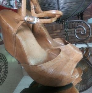 Robert Del Carlo Leather Sandals Made In Italy 7